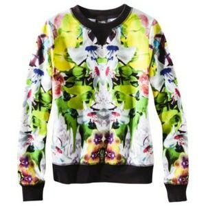 Prabal Gurung Target Kaleidoscope Sweatshirt XL